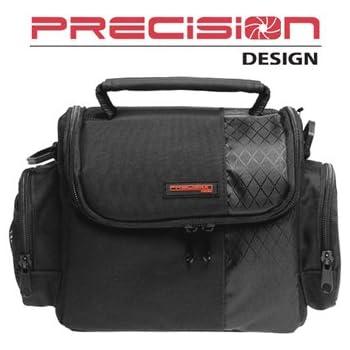 Precision Design Digital Camera Padded Carrying Case for Nikon Coolpix L22, L24, L120, P100, P300, P500, P7000, S70, S1100pj, S3000, S3100, S4000, S4100, S5100, S6000, S6100, S8000, S8100 & S9100