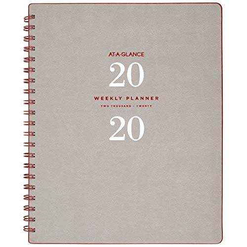 (AT-A-GLANCE 2020 Weekly & Monthly Planner, 8-1/2