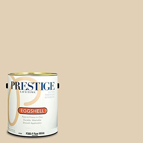 - Prestige Paints Interior Paint and Primer In One, 1-Gallon, Eggshell,  Comparable Match of Benjamin Moore Sea Urchin