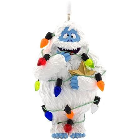 - Hallmark Rudolph the Red-Nosed Reindeer Bumble The Abominable Snowman Christmas Ornament