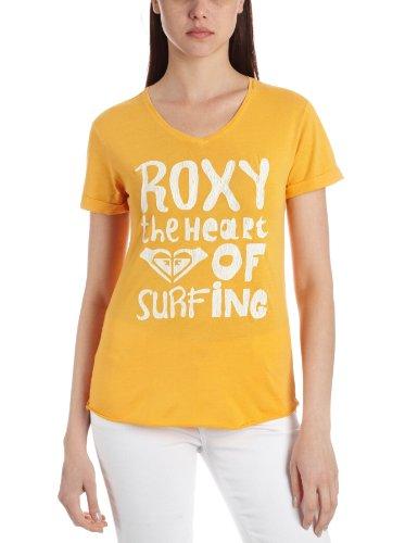 Roxy - Camisa para mujer Naranja (Balboa Orange)