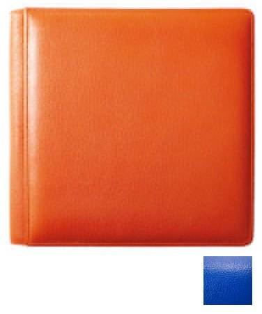 Raika 4 by 6 Photo Album, Blue by Raika
