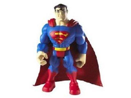 Mattel DC Super Friends Superman Action Figure (Super Dc Mattel Friends)