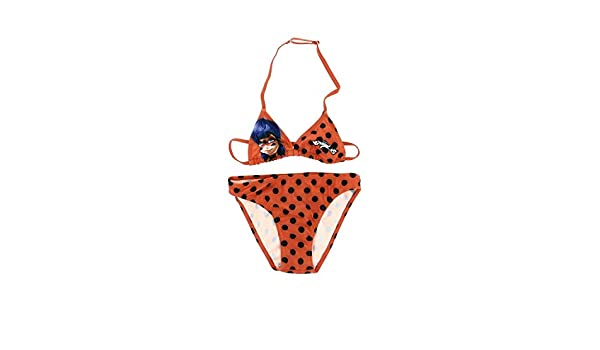 Ladybug - Traje de una Pieza - para niña: Amazon.es: Ropa y ...