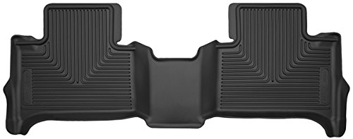 Husky Liners 2nd Seat Floor Liner Fits 15-18 Colorado/Canyon Crew Cab