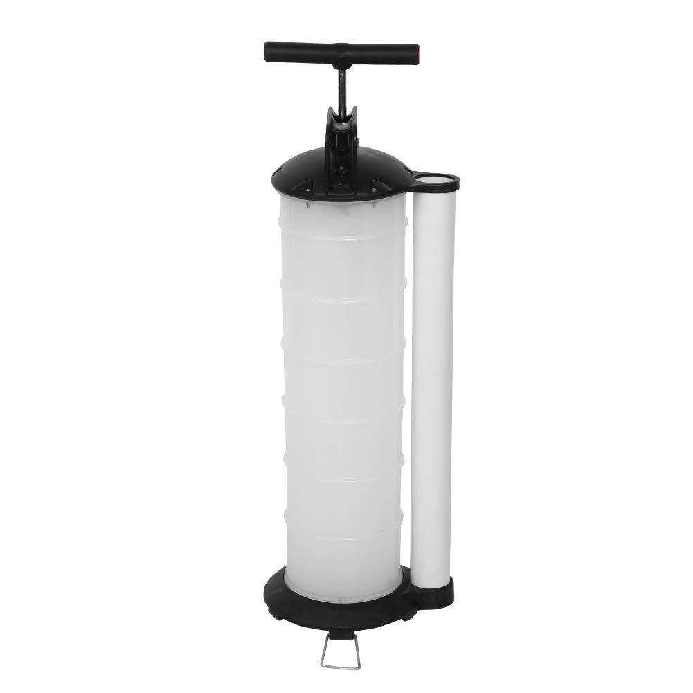 Oil Extractor, 7 Liter Oil Fuel Extractor Pump Manual Oil Extractor Pump Tank