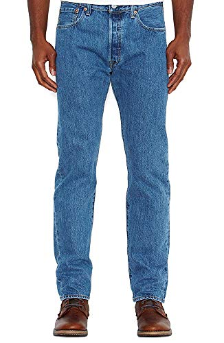 01 Original Fit Jean, Medium Stonewash - 32x28 ()