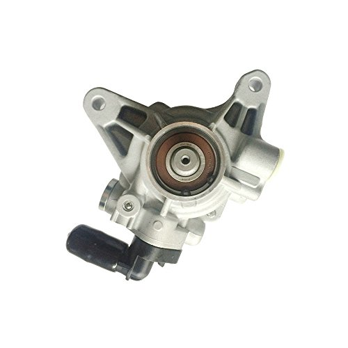 DRIVESTAR 21-5341 Power Steering Pump for 2003-2005 Honda Accord 2.4L, OE-Quality New Power Steering Pump 03 04 05 Accord 2.4, Replace # 56110-RAA-A01 56110RAAA03 96-5341 5776 990-0656 PSP1006 2003 Honda Accord Power Steering Pump