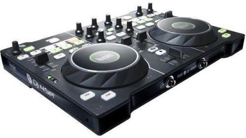 Hercules Bundle DJ4SET + HDP DJ-ADV G 501 + Auriculares con micrófono y mesa de mezcla para DJ: Amazon.es: Instrumentos musicales
