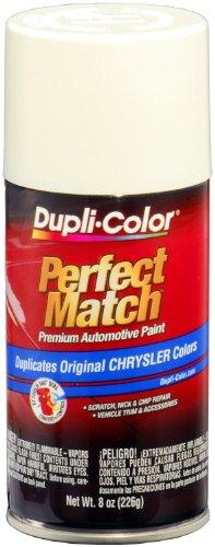 Dupli-Color BCC0407 Stone White Chrysler Perfect Match Automotive Paint - 8 oz. Aerosol
