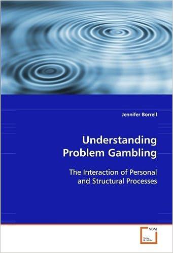Understanding problem gambling organized crime gambling
