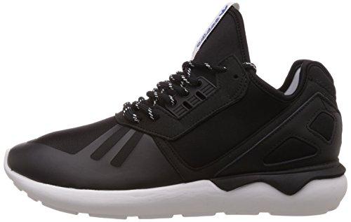 Noir Pour Runner Homme Adidas Baskets Blanc Tubular wAXfAxS