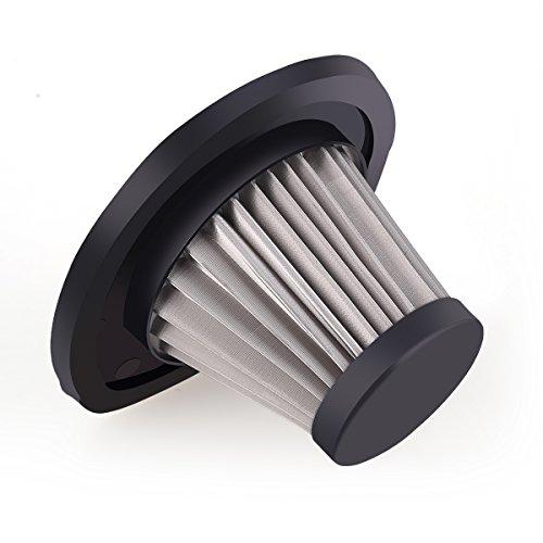 Vacplus Car Vacuum Filter, Stainless Steel HEPA Filter, Comp