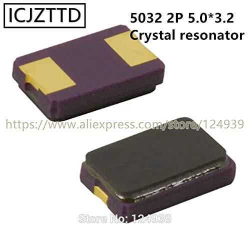 Davitu 5032 2P 13.575MHZ 13.575M 14.318MHZ 14.318M 14.31818MHZ 14.31818M Original 5.03.2mm 5.0x3.2 Crysstal RES Passive Crystal - (Color: 100pcs, AMP: 13.575MHZ)