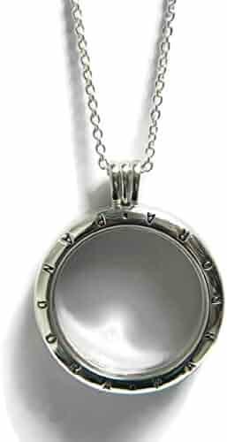 Pandora Women's Locket Necklace - Large - 590530-75