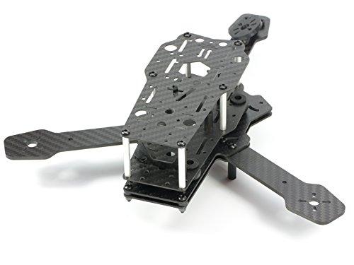 Armattan Morphling 250mm FPV Mini Tricopter / Quadcopter Frame Kit ...