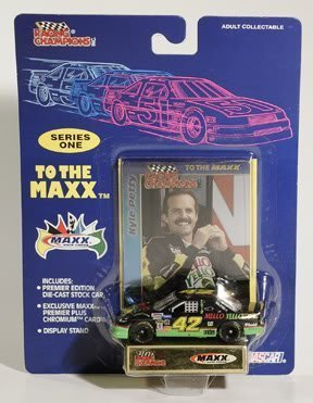 Nascar Maxx Racing - Racing Champions Kyle Petty 42 To The Maxx Series 1 1/64 by Nascar
