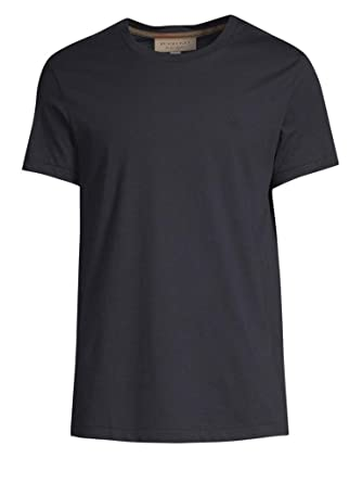 d9499738e Amazon.com: BURBERRY Men t-Shirt Joeforth Navy: Clothing