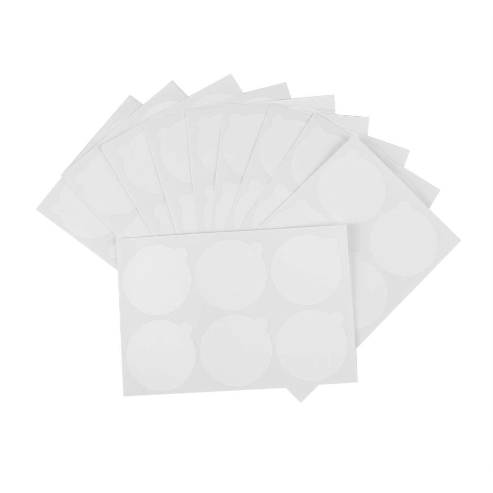 Disposable Eye Gel Patches False Eyelash Extension Under Eye Pads Waterproof Sticker Pallet Paper Pads Stand On Jade Stone, 180pcs Zerone