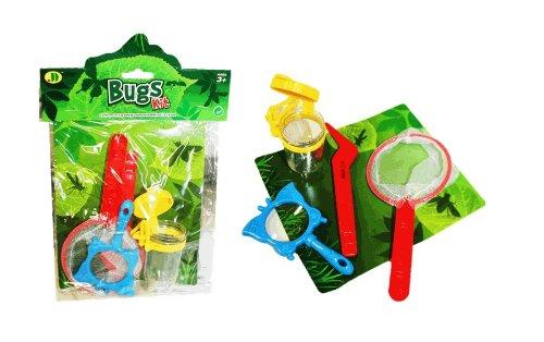 BUGS Kit! Catch Em', Study Em' and Have Fun