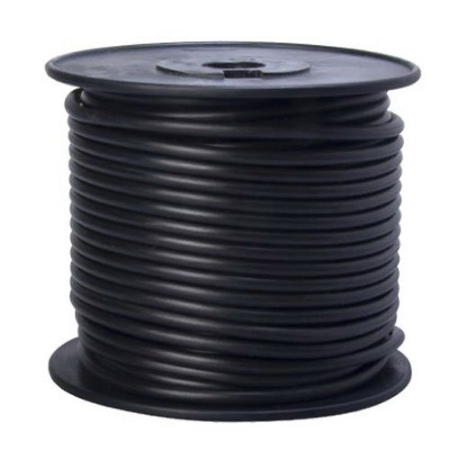 Southwire 55671823 Primary Wire, 10-Gauge Bulk Spool, 100-Feet, Black