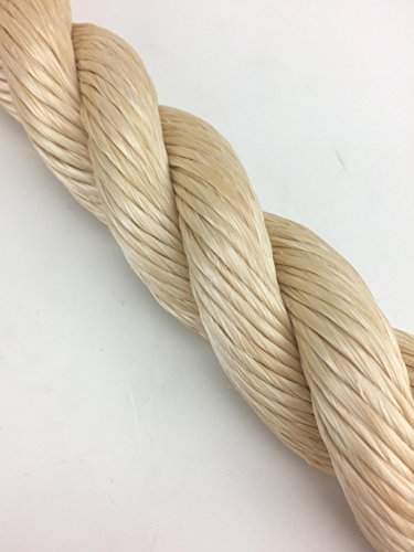36mm Synthetic Decking Rope x 10 metres Rope For Garden & Decking Projects