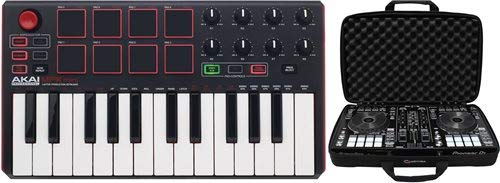 AKAI MPK Mini Mk2 Midi Keyboard w/ Odyssey Bag