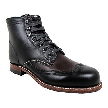 Wolverine 1000 Mile Men's Addison Wingtip Boots