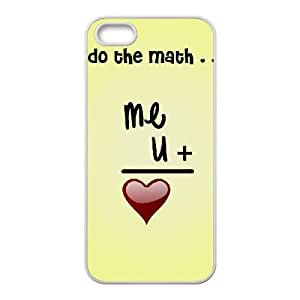 love Heart Abstract Graphics iPhone 4 4s Cell Phone Case White Ubivw