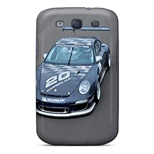 Hot Design Premium Mwj871TUGt Cases Covers Galaxy S3 Protection Cases(porsche 911 Gt3 Cup 2010)