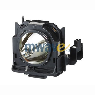 (Mwave Lamp for PANASONIC PT-D6000US Projector Replacement with Housing)