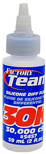 Team Associated 5457 Silicone Differential Fluid, 30000CST