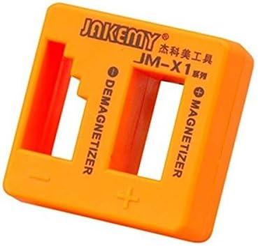 C & C Products Jakemy JM – X1 Magnetizador Desmagnetizador Para Las cuchillas de destornillador de acero pinzas herramientas de mano de las herramientas metálicas: Amazon.es: Electrónica