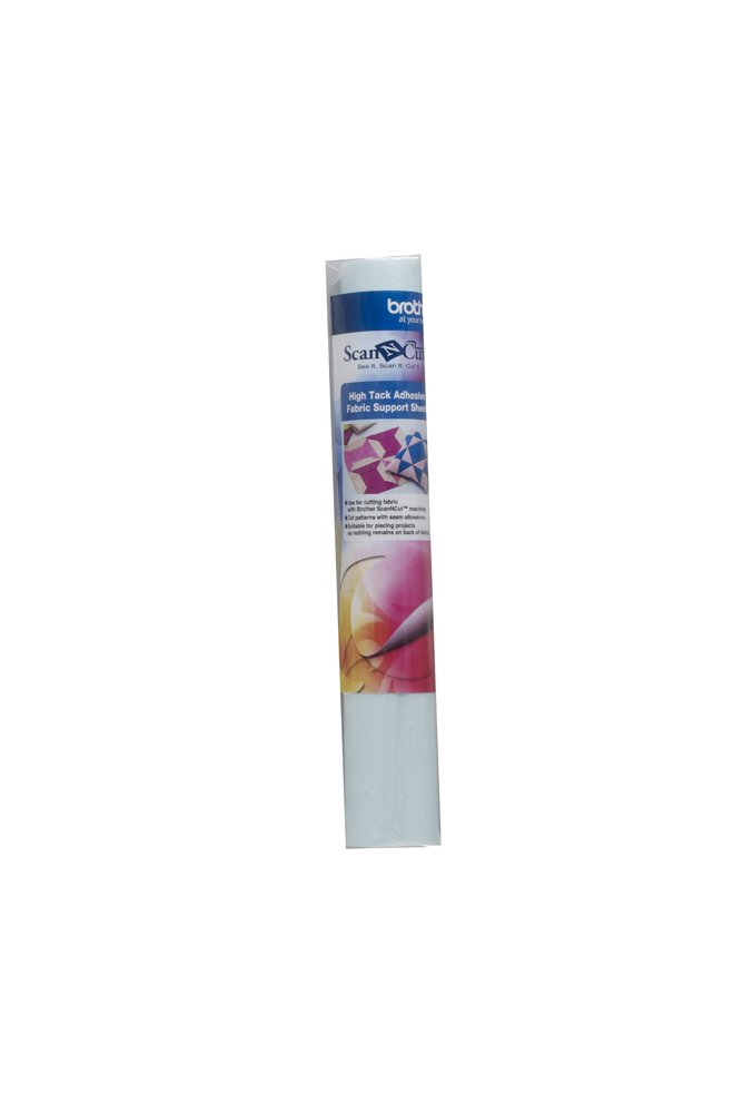 Brother ScanNCut High Tack Adhesive Fabric Support Sheet CASTBL2