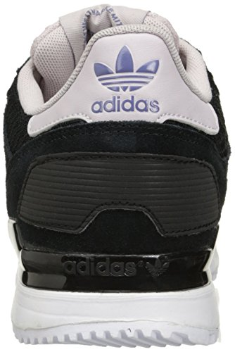 Adidas Originals Vrouwen Zx 700 W Fashion Sneaker Zwart / Wit / Ice Paars F16