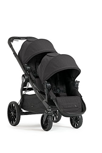 Baby Jogger City Select LUX Second Seat Kit, Granite by Baby Jogger