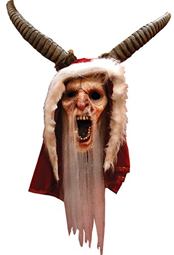 Krampus Costumes - Halloween Mask- Krampus Movie Mask -Scary Mask