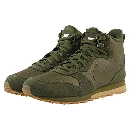 Para Zapatillas Canvas Mid Hombre Prem Canvas olive Verde Entrenamiento Nike Md De olive 300 2 Runner 6q8xwnfgUX