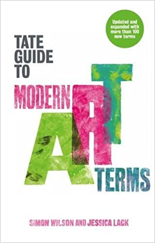 Book The Tate Guide to Modern Art Terms (Updated and Expanded Edition)