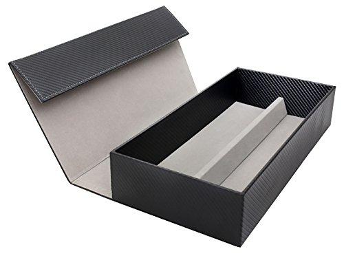 edge-i-wear-7-piece-black-carbon-fiber-display-storage-box-d15a