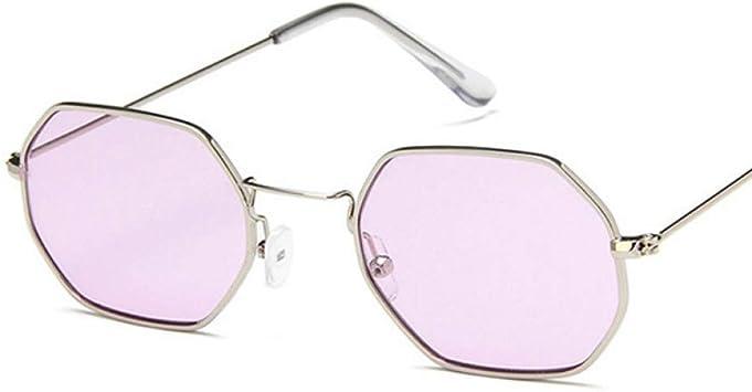 LETAM Gafas de sol Gafas de Sol para Mujer, Montura pequeña ...