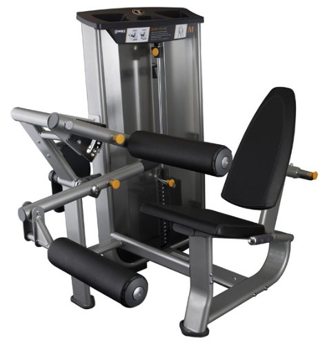 Torque Fitness M8 Circuit Series Commercial Seated Leg Curl Machine with Selectorized Weight Stack by Ironcompany.com