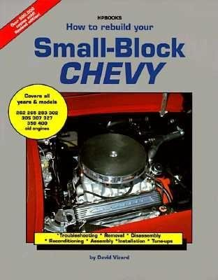 how to rebuild chevy small block - 9