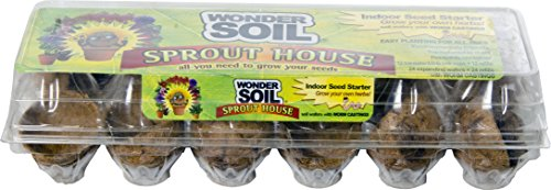 Wonder Soil Sprout House Seed Starter