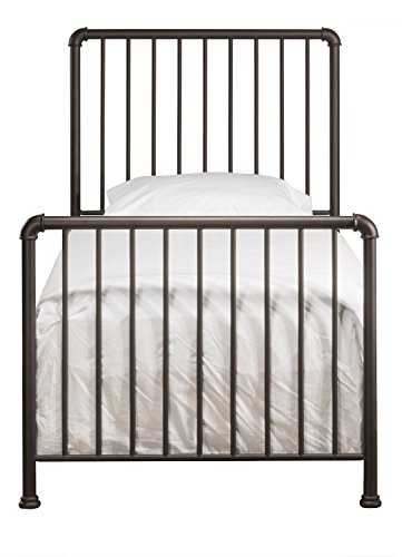 Hillsdale Furniture Vintage Bed, Twin, Oiled Bronze