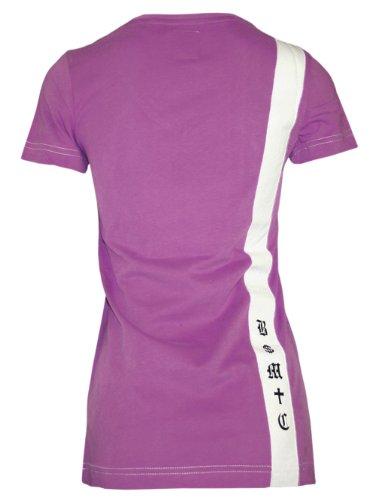 BLACK MONEY CREW Femme Designer Top Shirt - JUST RIGHT -