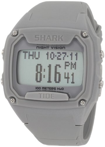 Freestyle Men's 101051 Shark Classic Tide Rectangle Digital Watch