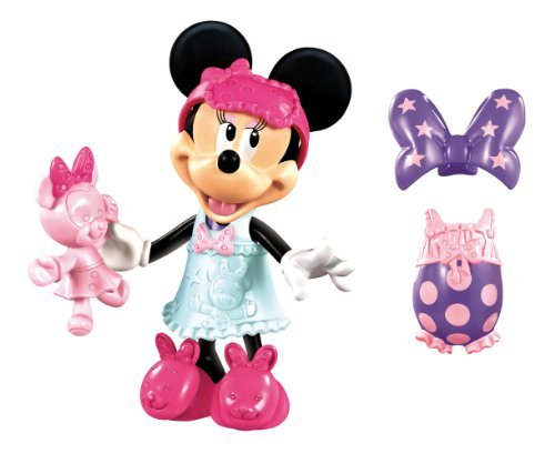 Minnie Bow-tique - Sleepover Bow-tique Minnie 6 15cms by Fisher-Price 082a84