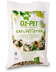 Oz-Pet All Natural Cat and Pet Litter 15 kg,