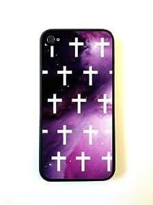 Eagle Nebula Mini White Cross iphone 5c Case - For iphone 5c - Designer TPU C...